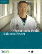 Cover of the OPH Highlights Report