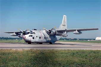 Fairchild C-123K Provider, U.S. Air Force