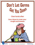 Prevent 6 - Don't Let Germs Get You Down