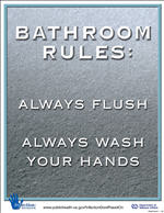 Hand Hygiene Posters - Public Health