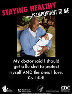 Influenza Posters Public Health
