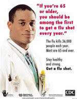 Flu 3 - If You're 65 or Older
