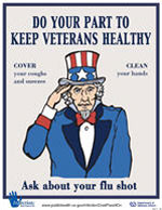 Flu 7 - Do Your Part to Keep Veterans Healthy