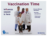 Flu 12 - Vaccination Time