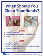 Hands 32 - When Should You Clean Your Hands?