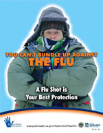 Flu 42 - You   Can't Bundle Up Against the Flu