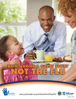 Flu 43 - Bring   Home a Great Story Not the Flu