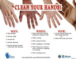 Hands 4 - Stop Disease in Its Tracks