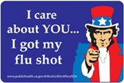 I Got My Flu Shot