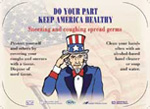 thumbnail for Do Your Part: Keep America Healthy tray liner