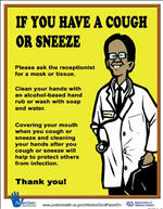 Prevent 12 - If You Have a Cough or Sneeze