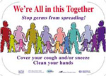 thumbnail image for We're all in this Together tray liner