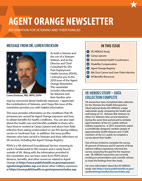 Cover of Agent Orange Review 2018