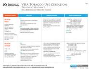 Tobacco Cessation Tools and Publications - Public Health