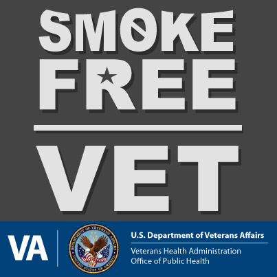 Smokefree Vet Badges Public Health