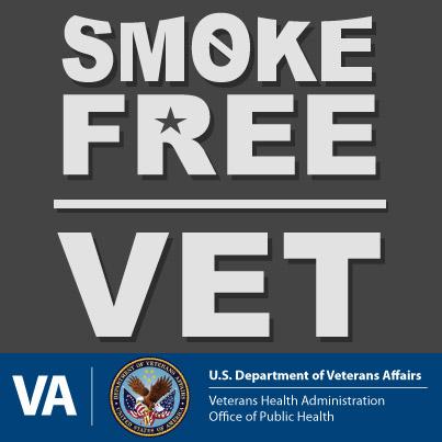 Smokefree Vet Badges Public Health