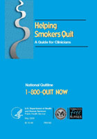 Cover of Helping Smokers Quit: A Guide for Clinicians
