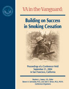 Cover of VA in the Vanguard: Building on Success in Smoking Cessation