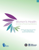 Cover of Women's Health: A Guide to Preventing Infections